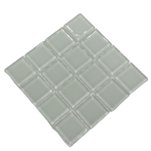 Crystal Glass White